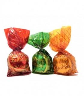 Giraudo dal 1950 - Misto torroncini morbidi artigianali (2 gusti: nocciola, e mandorle e arancia candita)