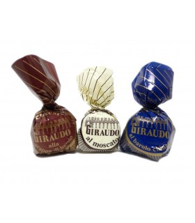 Giraudo dal 1950 - Misto di Cuneesi artigianali Senza Liquore (gusti: Marrone e Caffè)